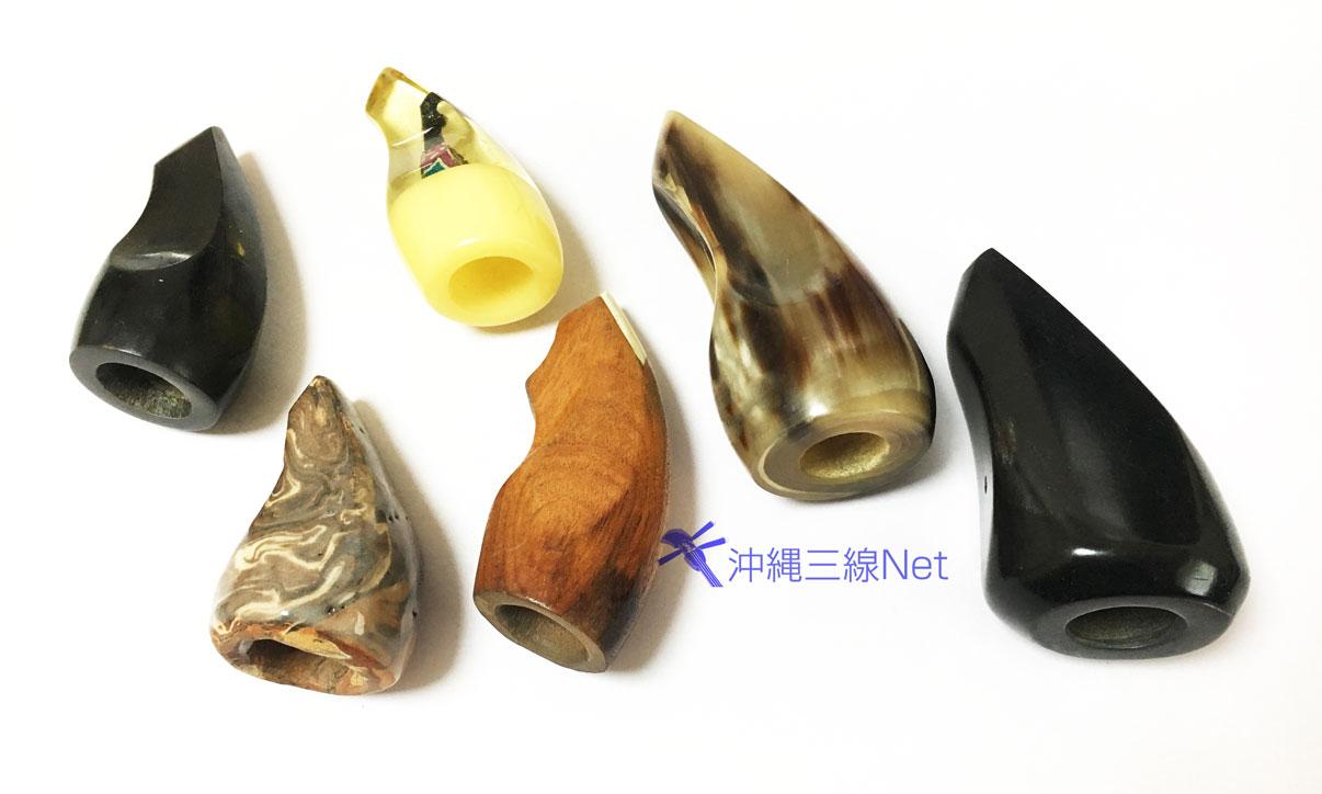 三線のツメ(爪,チミ,バチ,撥)