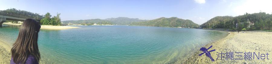 大宜味村の美しい海
